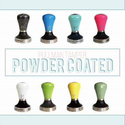 POWDER HANDLE TAMPER